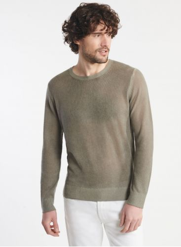 Homme - Pull col rond