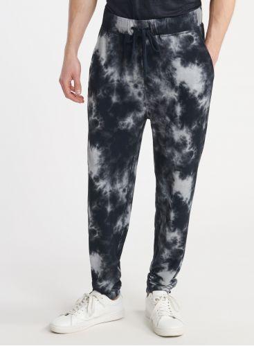Man - Tie & dye pants