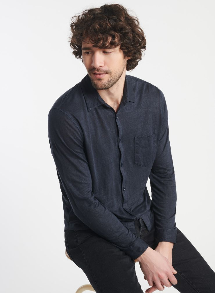 Man - Pocket shirt
