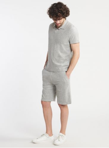 Man - Terry-cloth shorts