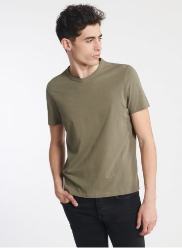Man - Philippe round neck Silk Touch T-shirt