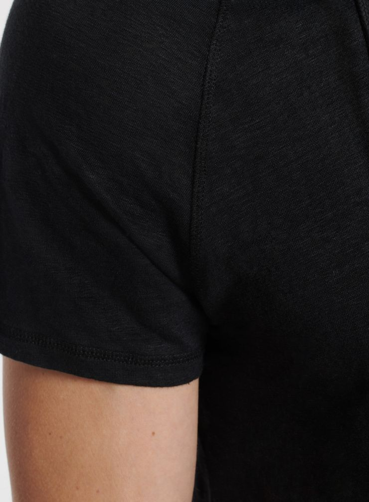 Man - Short sleeve hoodie