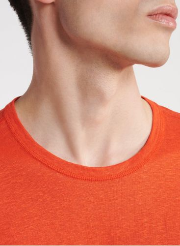 Homme - T-shirt col rond Léon