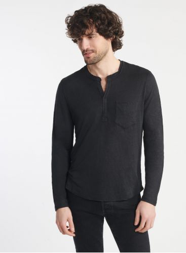 Man - Long sleeve Tunisian T-shirt