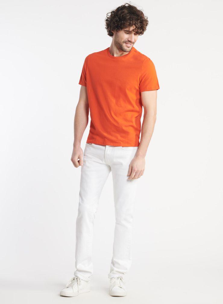 Man - Julien round neck T-shirt
