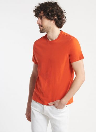 Man - Julien round neck T-shirt
