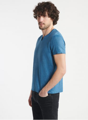 Man - Hand dyed Tunisian T-shirt