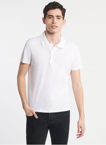 Man - Silk Touch polo shirt