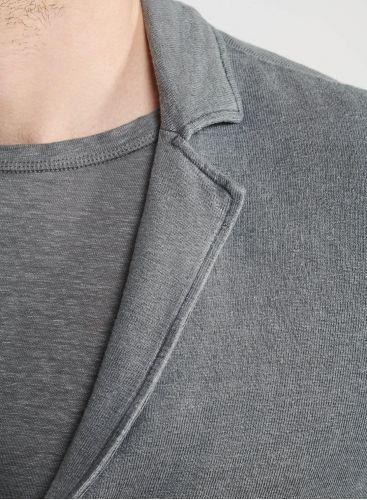 Man - 2-pocket hand dyed jacket