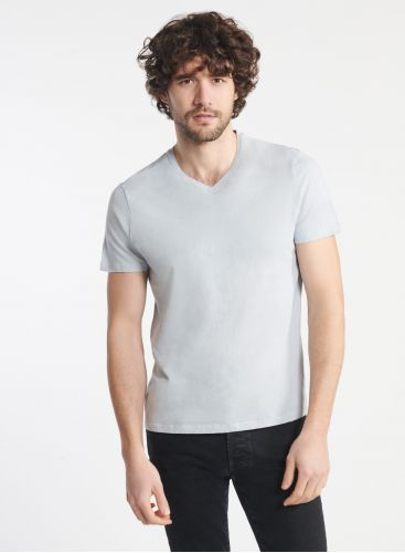 Man - Paul Silk Touch V-neck T-shirt