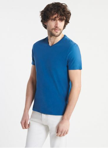 Homme - T-shirt col V Silk Touch Paul
