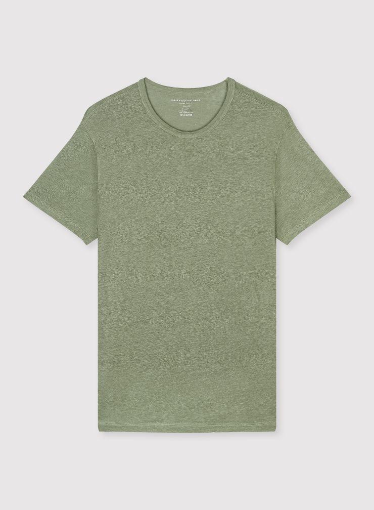 Man - Léon round neck T-shirt
