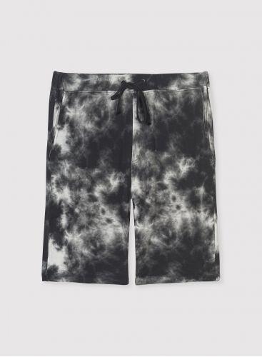 Homme - Short imprimé tie & dye