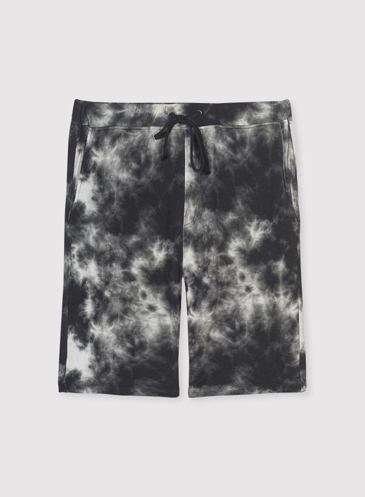 Man - Tie & die shorts