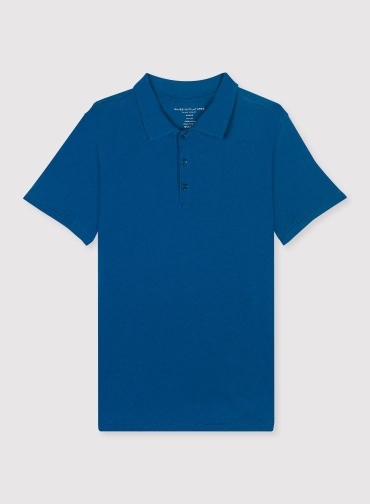 Homme - Polo Silk Touch