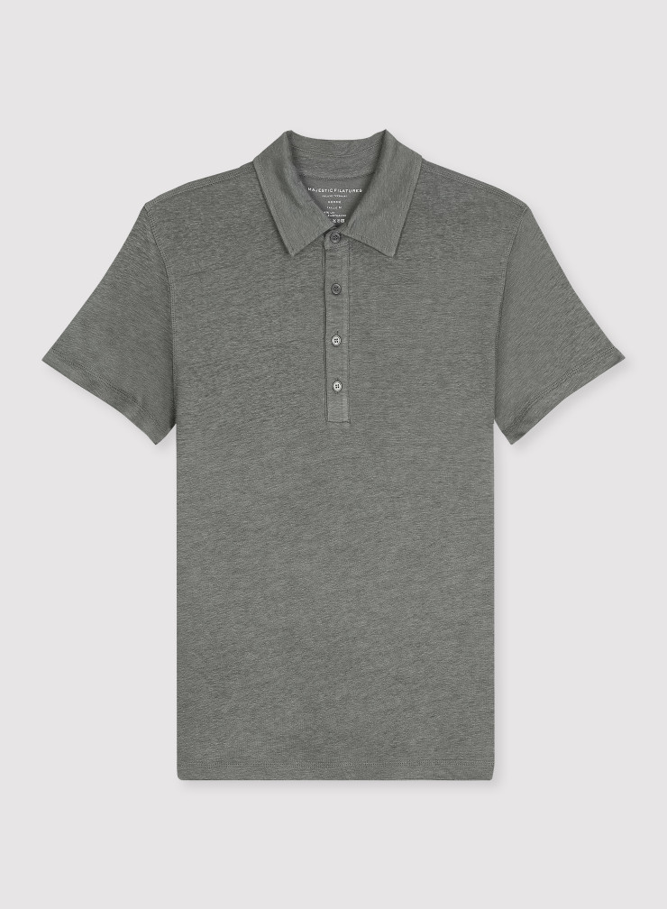Homme - Polo manches courtes