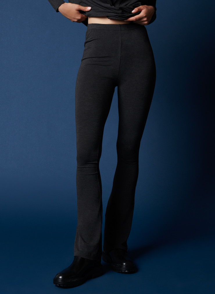 Flare leggings