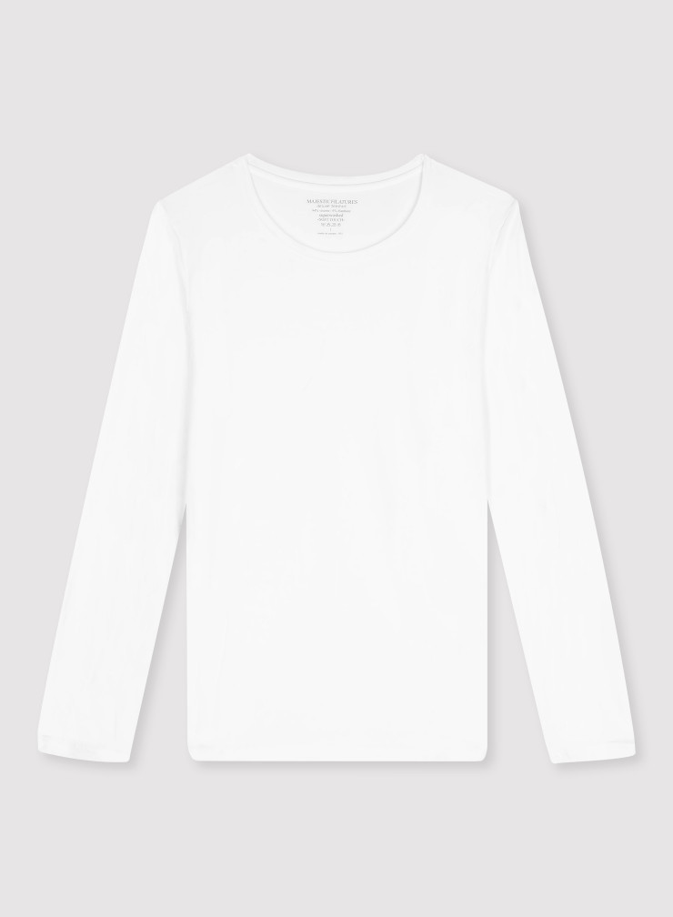 T-shirt col rond Ally