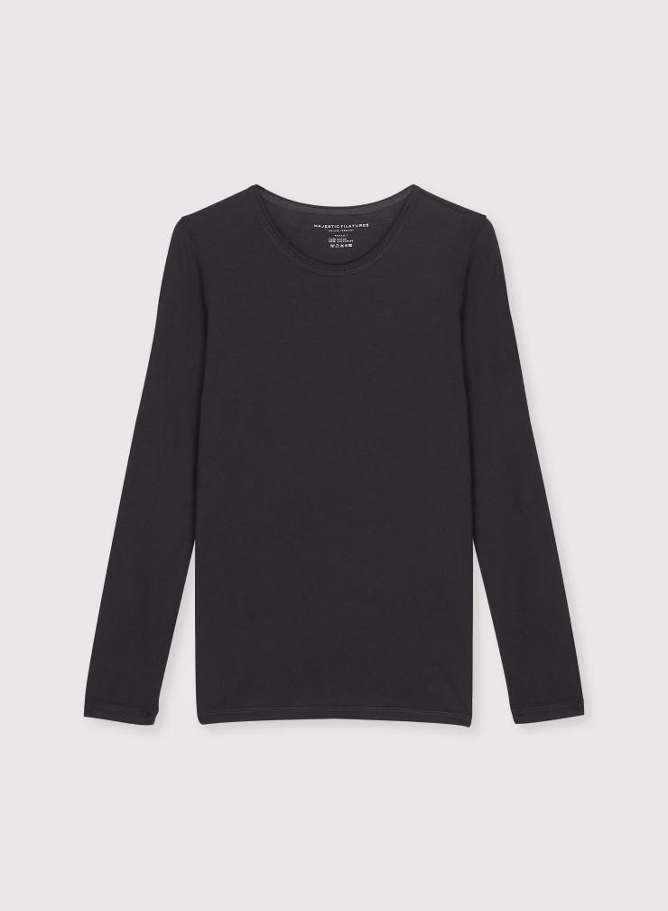 Carly Round Neck T-Shirt