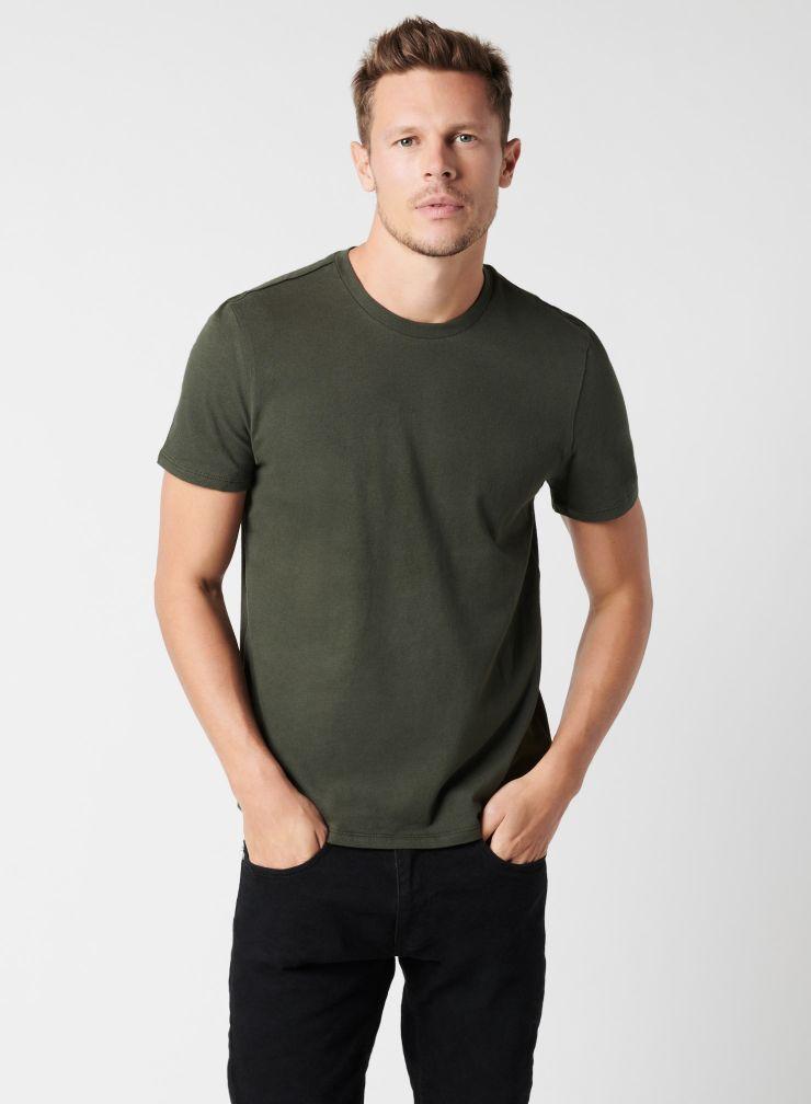 T-shirt col rond Julien