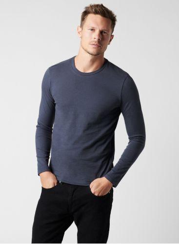 T-shirt col rond James