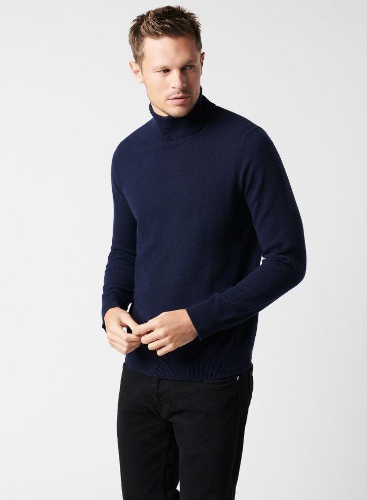 Turtleneck sweater