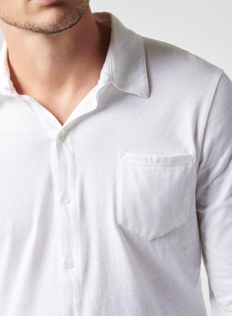 Chemise poche