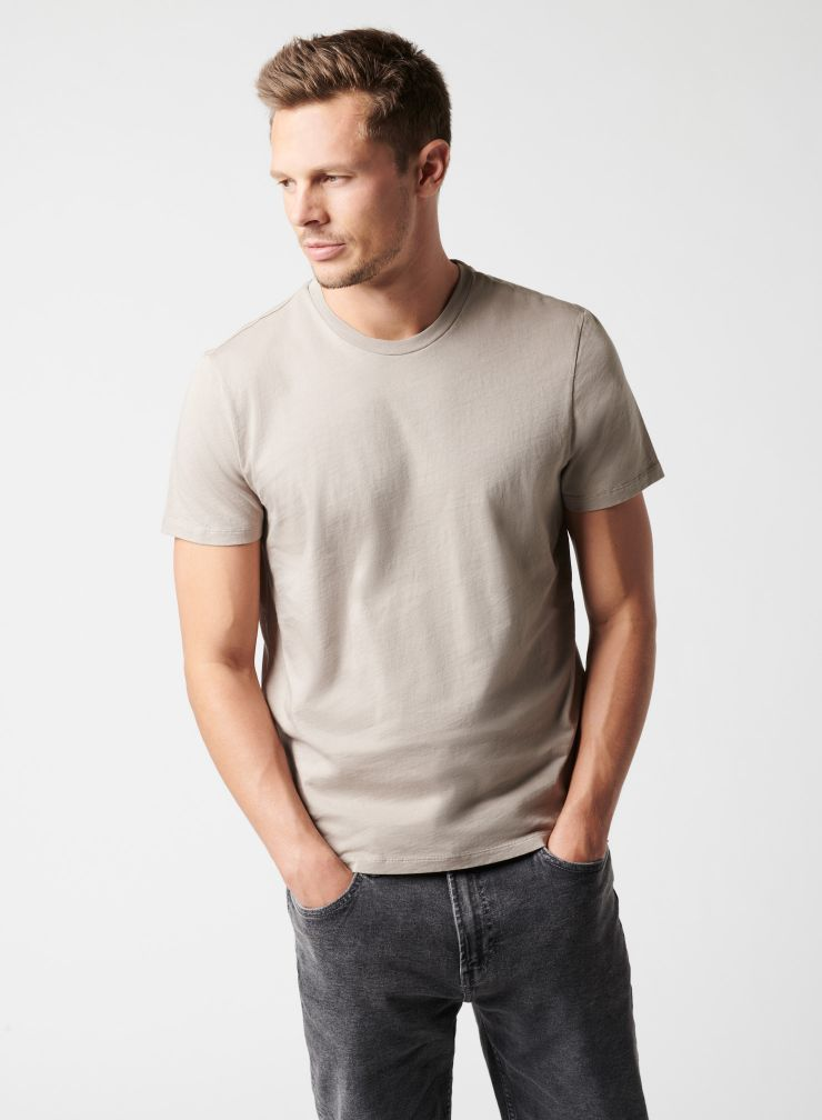 T-shirt col rond Patrice