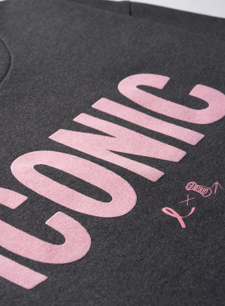 Sweat Iconic Pink October