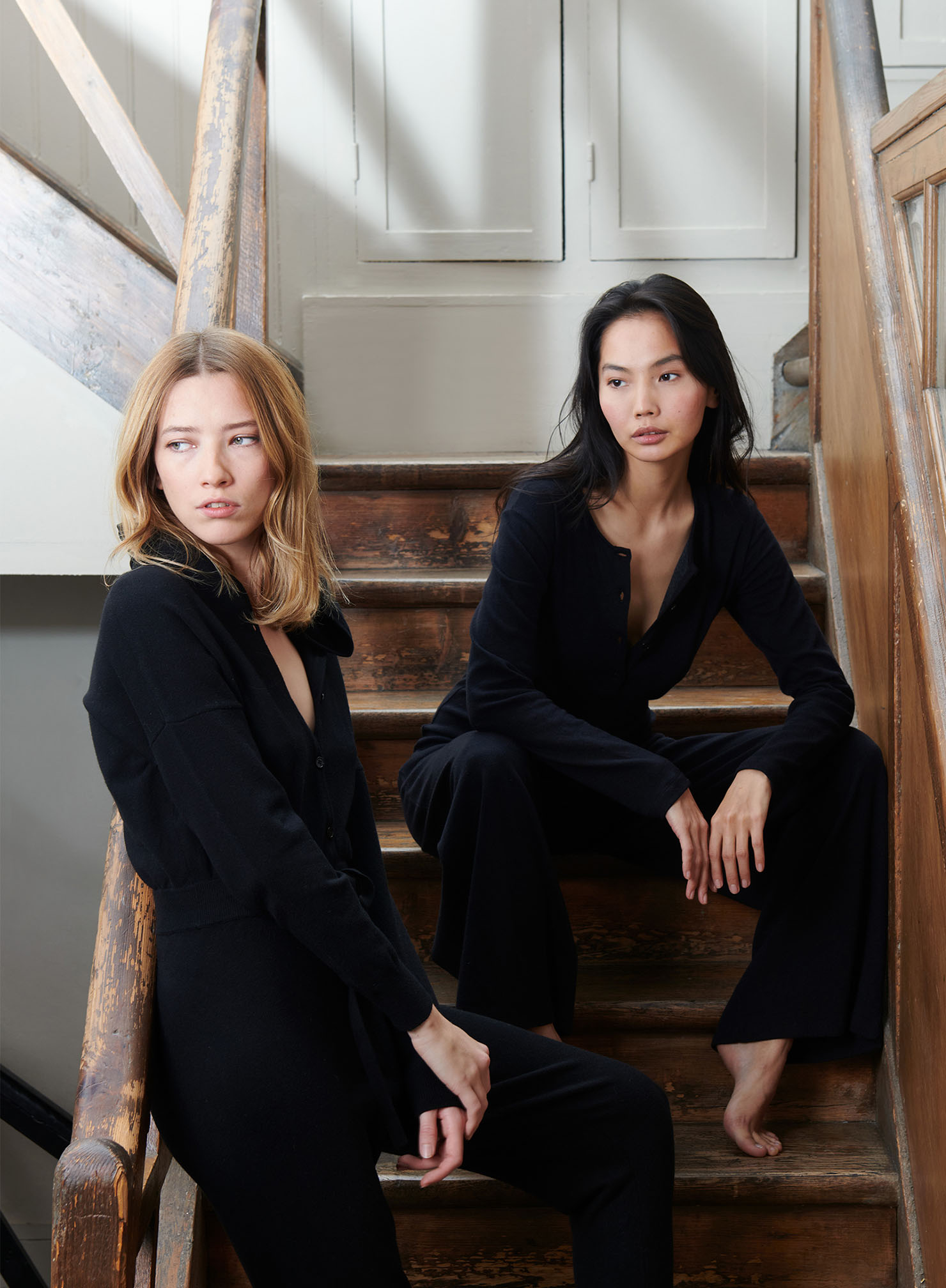 Look E21 - SWEAT TIE & DYE