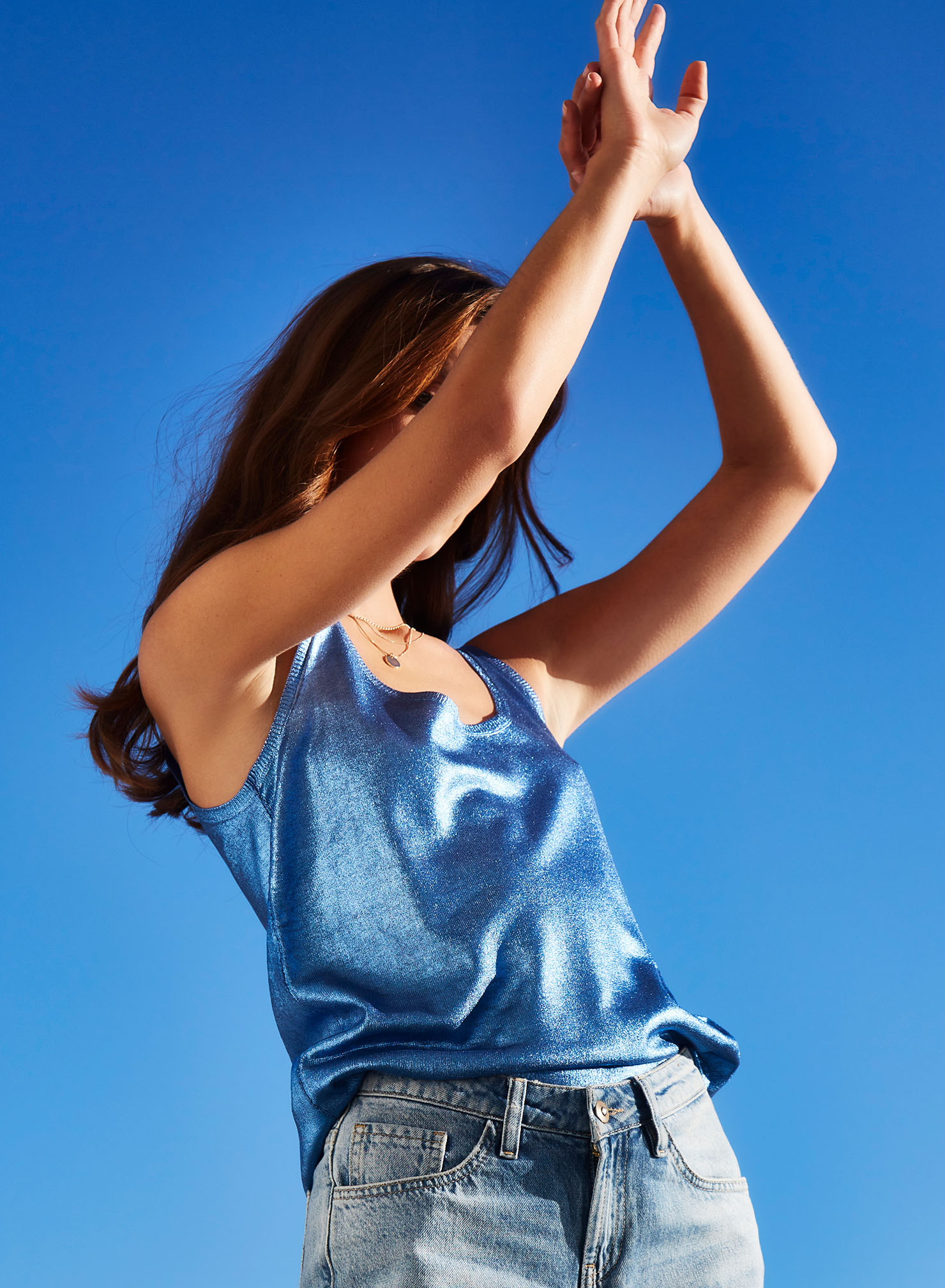 Look S20 - THE SHIMMERING JOGGER SET