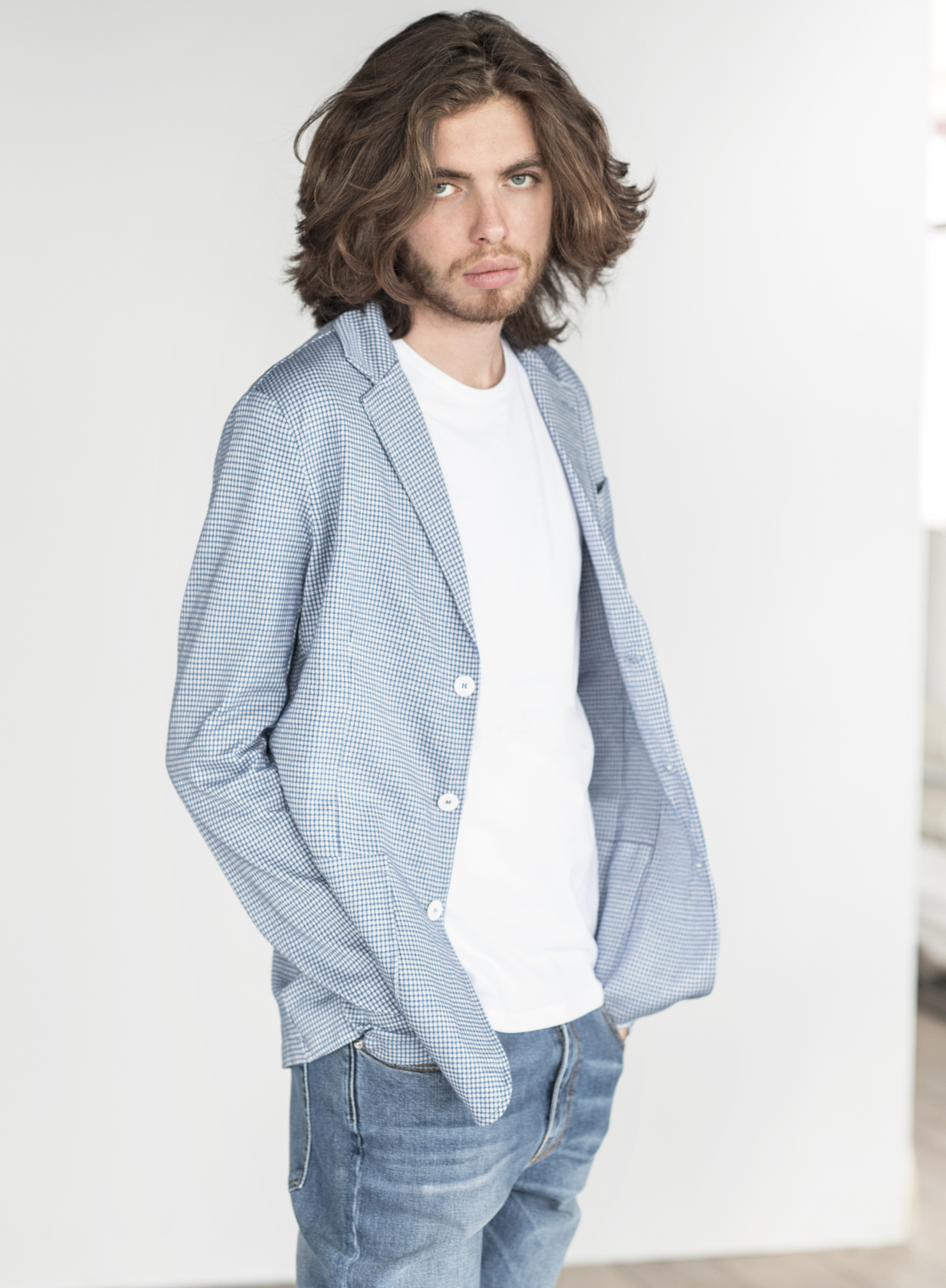 Lookbook Homme E20 - La Veste