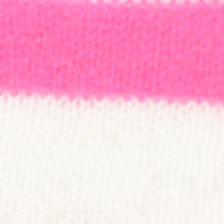 CREAM / FLUO PINK